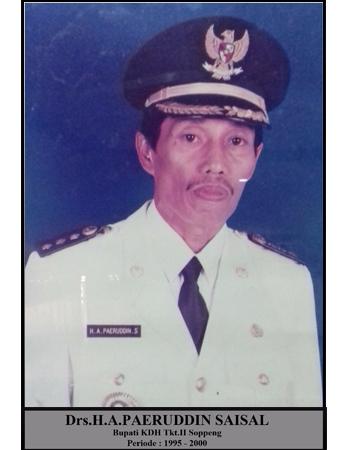 Mantan Bupati Soppeng HA Paeruddin Saisal Meninggal Dunia di Makassar