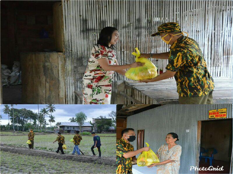'Pulang Kampung', HIHC Sasar Warga Yang Belum Tersentuh Bantuan