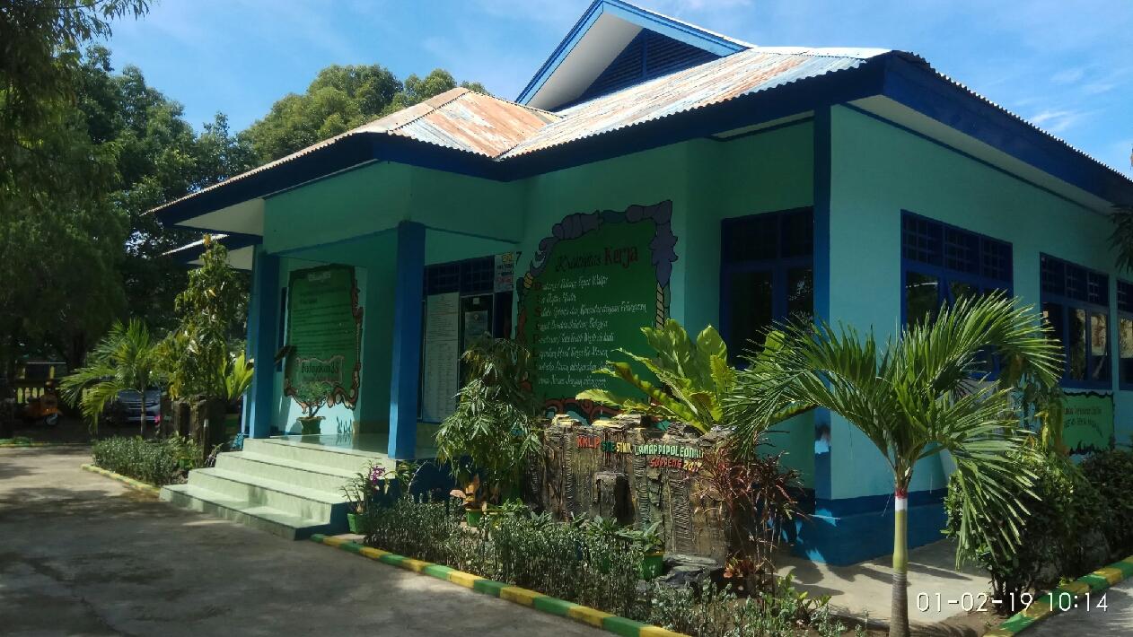Galery Foto : SMPN 1 Donri Donri Menuju Lomba Sekolah Sehat Tingkat Provinsi