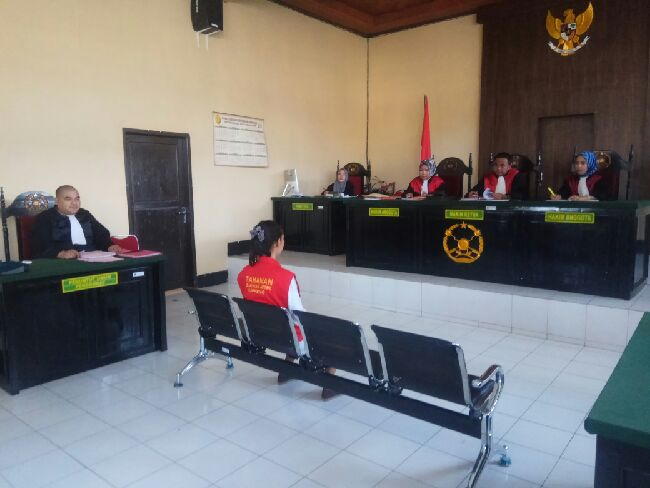 Kasus Raibnya Uang Passolo Mulai Disidangkan Di PN Watansoppeng