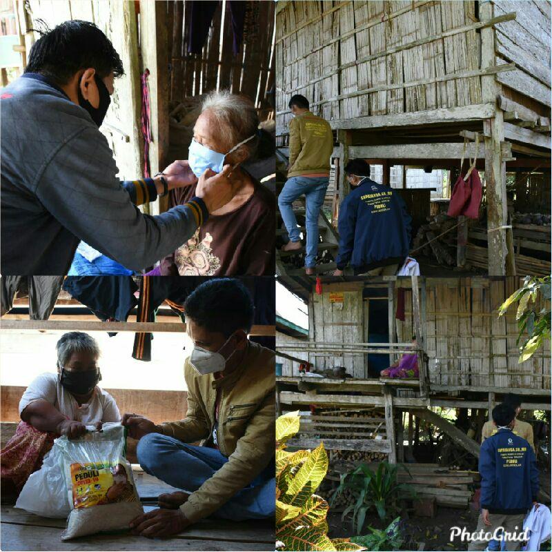 Tim Supriansa Peduli Kembali Sasar Warga Kurang Mampu Di Soppeng
