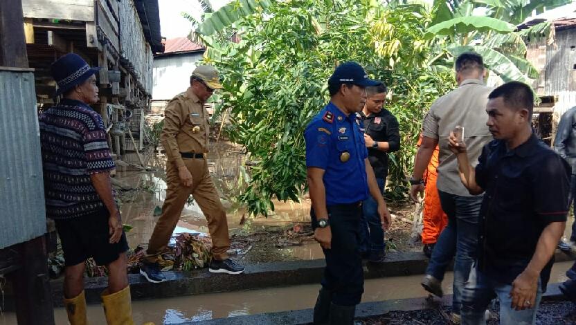 Akibat Banjir Di Soppeng, Total Kerugian Capai Rp. 39,2 Milyar