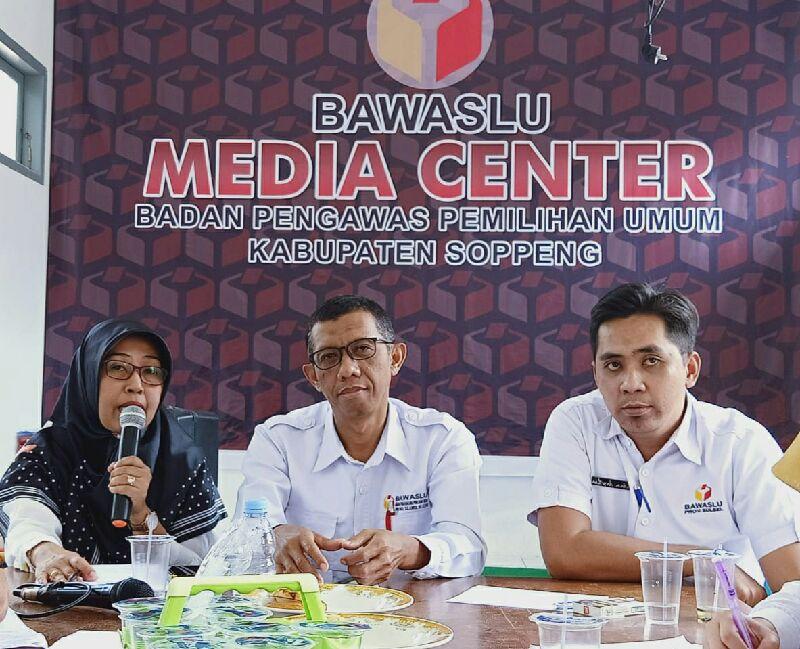 Bawaslu Soppeng Mulai Rekrut Anggota Panwascam