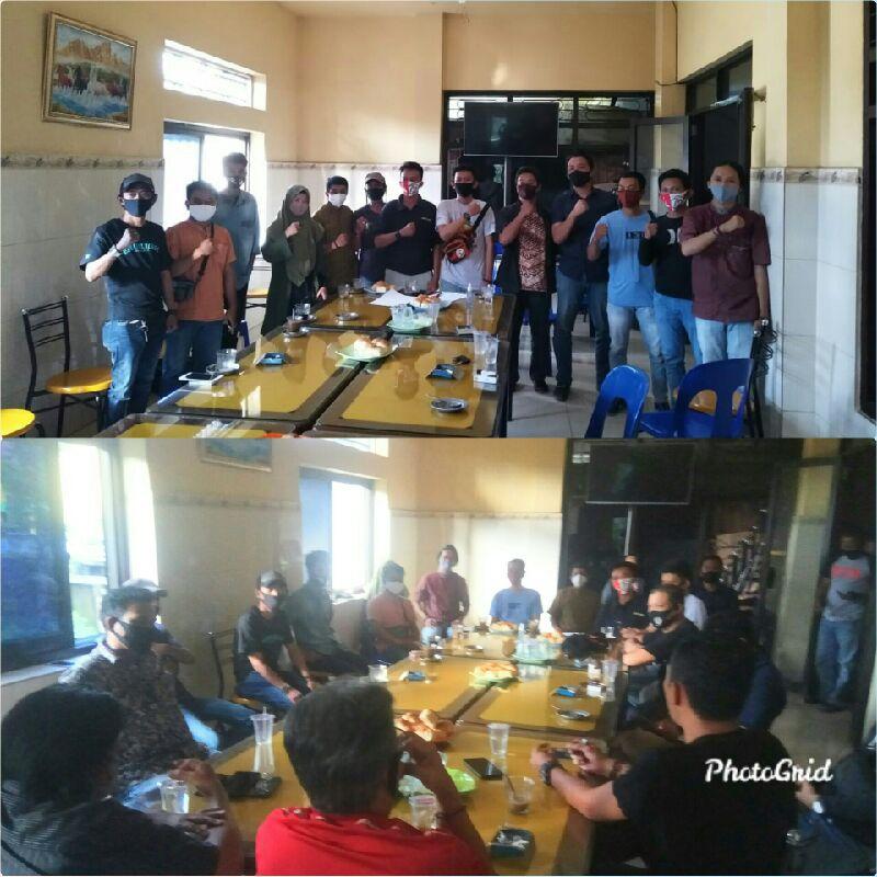 18 OKP di Soppeng Dukung KNPI Versi Arham Gelar Rapimda Persiapan Musda