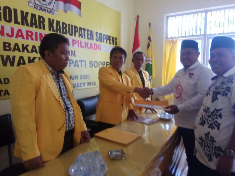 Aris Muhammadia Kirim 'Sinyal' Siap Jadi Wakil Bupati Di Partai Golkar