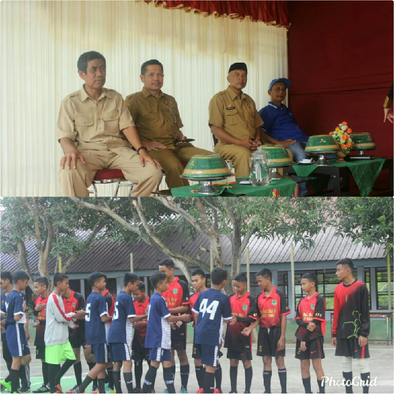 21 Tim Ikuti Futsal Competition And Art SMAPAT Soppeng