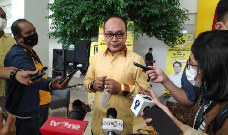 Supriansa Sampaikan Keterangan Resmi DPP Golkar Soal Kasus Azis Syamsuddin