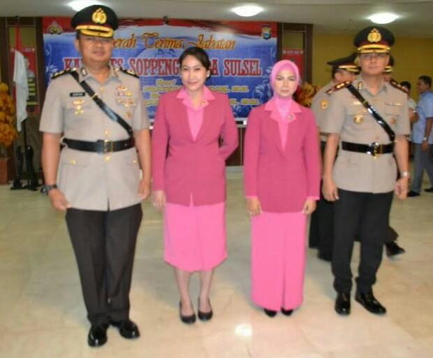AKBP Indra Lutrianto Amstono Resmi Jabat Kapolres Soppeng